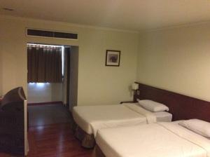 Hotelzimmer in Bangkok