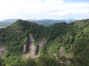 Aussicht Berggipfel