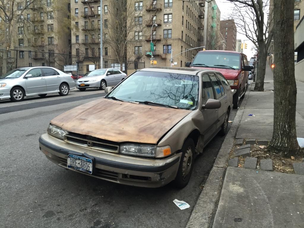 Schicke Autos in der Bronx