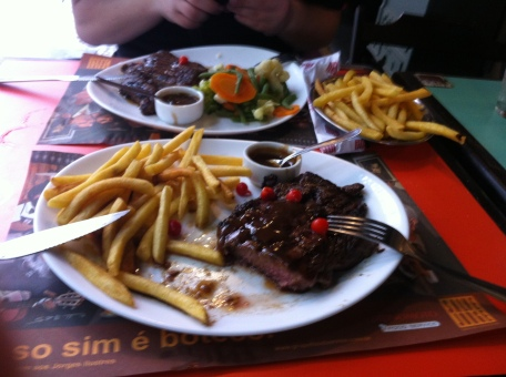 Lecker Steak