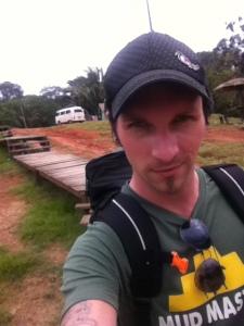 Erstes Amazonas-Selfie ;-)