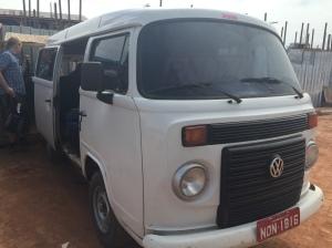 Der gute alte VW Bus