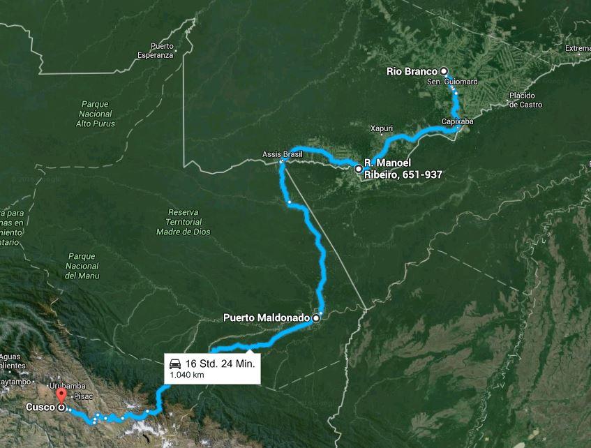 route_peru